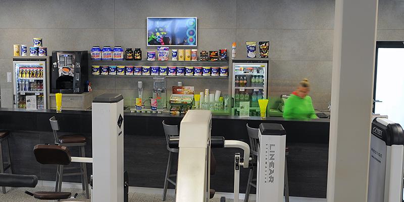 Sepps Fitness Niedernberg Bar