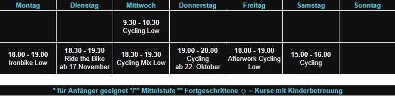 Cycling Haibach 12.10.20